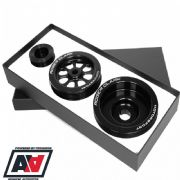 RCM Subaru Lightweight Ancillary Pulley Kit with Air Con 1992 - 2000 RCM204